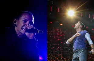 Coldplay rindió tributo a Chester Bennington de Linkin Park[VIDEO]