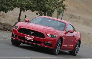 Test: Probamos el icónico Ford Mustang