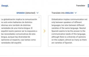 DeepL, el traductor que presume su precisión y quiere destronar a Google Translate