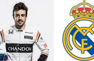 Fernando Alonso se suma al Real Madrid