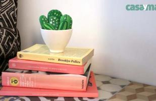 DIY: Decora tu casa con estos originales maceteros de cactus