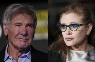 Harrison Ford se pronuncia por primera vez sobre affaire con Carrie Fisher