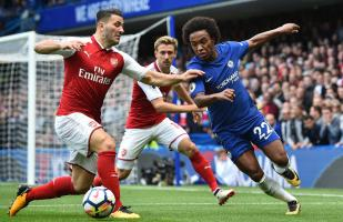 Chelsea empató 0-0 ante el Arsenal en Stamford Bridge por Premier League
