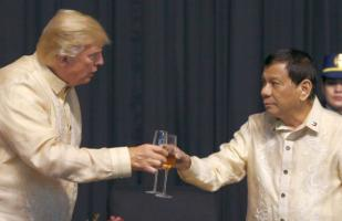 Filipinas: Trump elogia