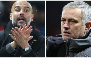 Mourinho vs. Guardiola EN VIVO Manchester City vs. Man. United: clásico de técnicos por la Premier League