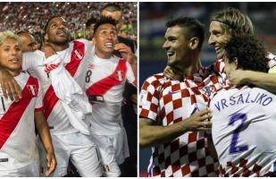 Perú vs. Croacia: día, horario y TV del amistoso en Miami