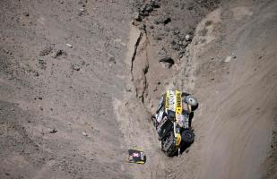Facebook: los terribles accidentes del Dakar 2018 [VIDEO]