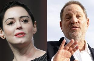 Rose McGowan reacciona ante comunicado de Harvey Weinstein