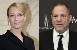 Uma Thurman revela que sufrió ataque sexual de Weinstein
