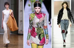 New York Fashion Week: 10 impresionantes diseños en pasarela