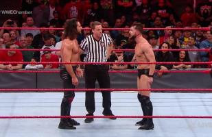 WWE: revive el último Raw rumbo a Elimination Chamber