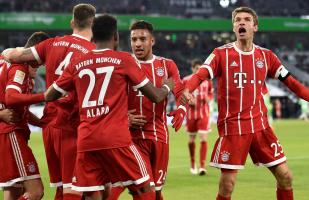 Bayern Múnich vs. Besiktas: por octavos de final de Champions League