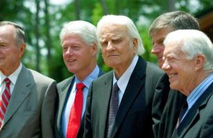 Billy Graham, el pastor más influyente de Estados Unidos [FOTOS]