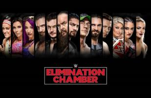 WWE Elimination Chamber: cartelera del show rumbo a WrestleMania