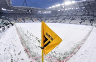 Facebook: Juventus vs. Atalanta suspendido por terrible nevada [FOTOS]