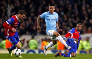 Manchester City perdió 2-1 ante Basilea como local por Champions League