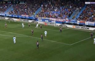 Real Madrid vs. Eibar: Cristiano Ronaldo y golazo del triunfo merengue | VIDEO