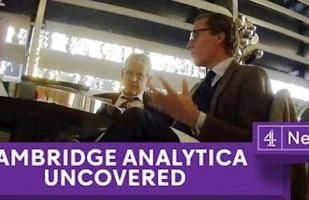 Cambridge Analytica se jacta de interferir en elecciones