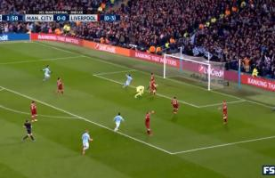 Manchester City vs. Liverpool: el 1-0 de Gabriel Jesus en dos minutos | VIDEO