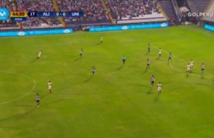Alianza Lima vs. Universitario: el tremendo remate al ángulo del 'Loco' Vargas | VIDEO