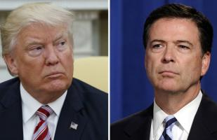 Donald Trump acusa al ex director del FBI James Comey de violar la ley