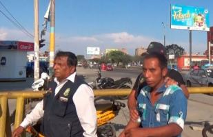 Chimbote: detienen a taxista que intentó abusar de una escolar