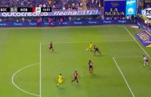 Boca Juniors vs. Newell's: Pavón marcó golazo con notable remate |VIDEO