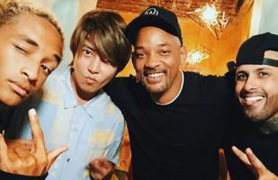 Instagram: mira el video viral de Will Smith y Nicky Jam bailando en Colombia