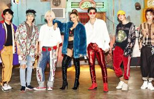 Super Junior, el primer acto de K-Pop en ingresar al ránking latino de Billboard