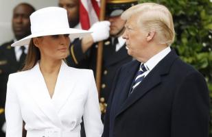 YouTube: El vergonzoso desplante que Melania hizo a Donald Trump