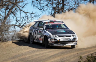 YouTube: Así de potente es el Ford Escort RS Cosworth de Ken Block | VIDEO