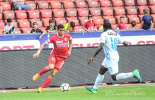 Alexander Succar salvó del descenso al FC Sion con su gol |VIDEO