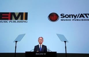 Sony acuerda adquirir EMI Music Publishing por US$1.900 mlls