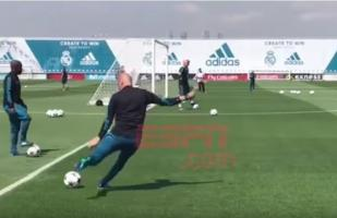 YouTube: centro de Zidane y golazo de Cristiano Ronaldo | VIDEO