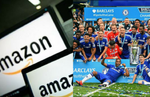Amazon compra derechos de TV para Premier League inglesa