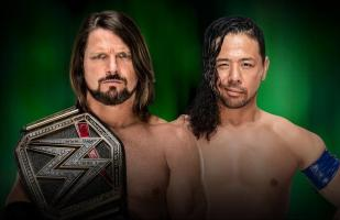 WWE Money in the Bank: AJ Styles derrotó a Shinshuke Nakamura