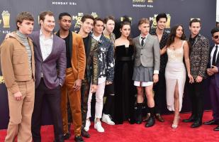 MTV Movie & TV Awards: elenco de