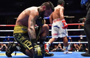 ¡Pacquiao nuevo campeón welter AMB! Noqueó a argentino Matthysse en Malasia