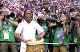 Clausura de Rusia 2018: Ronaldinho, Nicky Jam y Will Smith animaron la ceremonia de cierre del Mundial