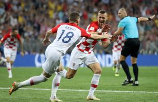 Francia vs Croacia: el gol de Ivan Perisic para el empate croata 1-1 | VIDEO