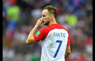 Francia vs. Croacia | Ivan Rakitic: