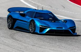 YouTube: NIO EP9 logra batir un admirable récord de velocidad | VIDEO