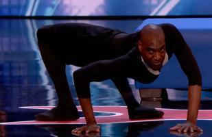 YouTube: escalofriante 'Araña humana' fue la sensación en America's Got Talent | VIDEO