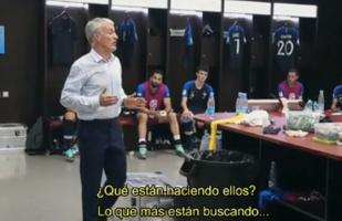 YouTube: Deschamps y el genial discurso en primera mitad de la final del Mundial Rusia 2018 | VIDEO