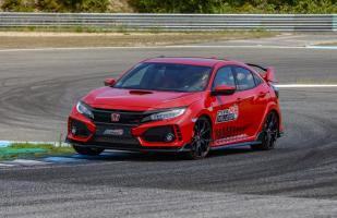 YouTube: Honda Civic Type R alcanza un récord en el circuito de Estoril | VIDEO