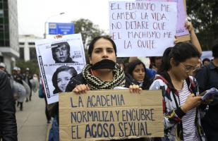Universidades reportaron 125 casos de hostigamiento sexual a nivel nacional