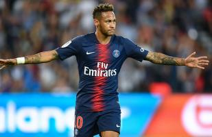 PSG vs. Caen: Neymar marcó el 1-0 con sutil definición [VIDEO]