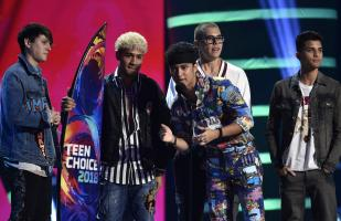 Teen Choice Awards 2018: CNCO venció a Maluma, Luis Fonsi y Daddy Yankee