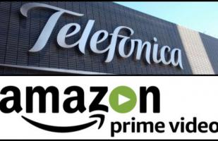 Telefónica estaría negociando con Amazon incorporar Prime Video