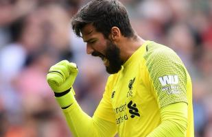 YouTube: Alisson Becker protagonizó lujosa jugada ante el Brighton | VIDEO